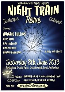 Night Train Revue June 2013